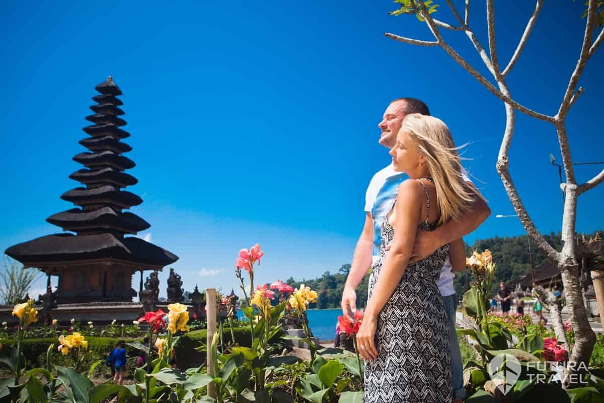Egzotikus utak, tengerparti esküvő, nászút, segítő utak, körutazás - Bali, Indonézia