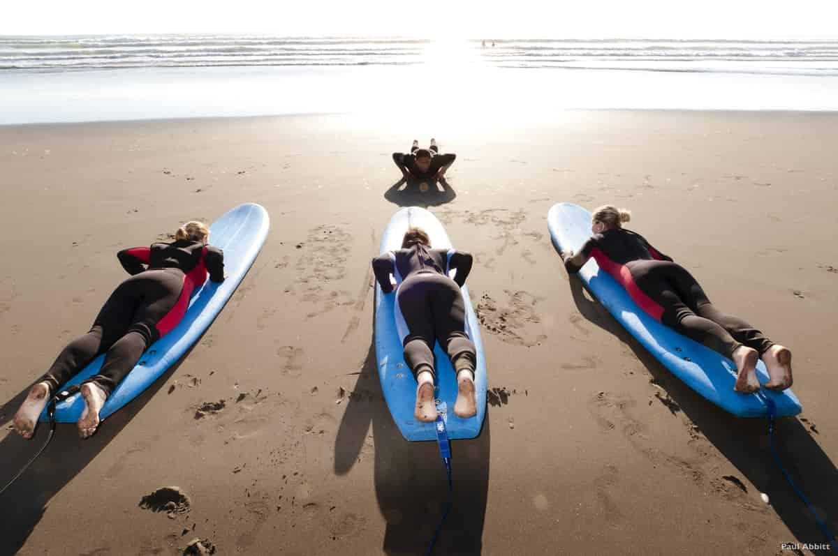 Egzotikus utazás, körutazás, privát utak: Új-Zéland - Raglan Beach, Waikato