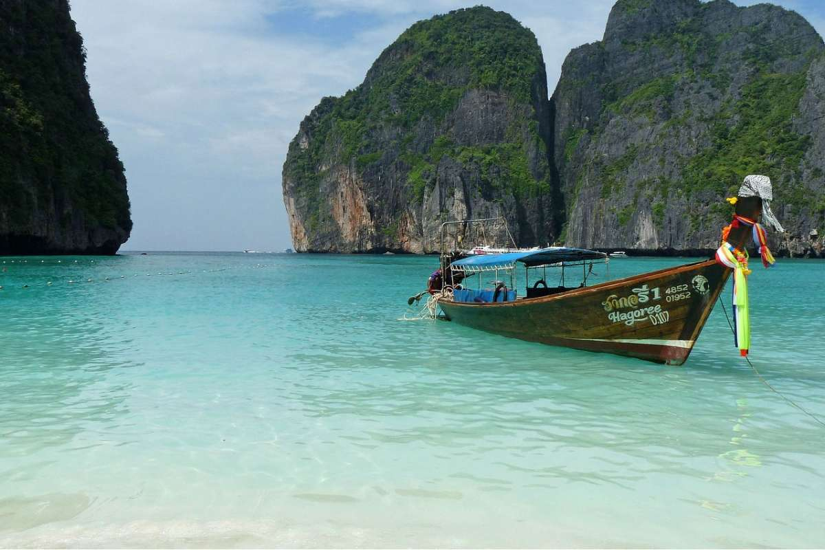 Futura Travel - Thaiföld - Phi Phi sziget
