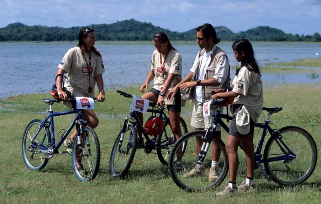 Egzotikus utazás, körutazás, privát utak: Sri Lanka - kerékpártúra
