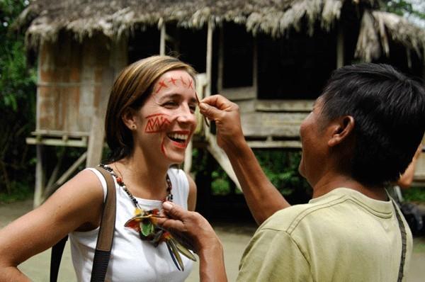 segítő program Ecuador