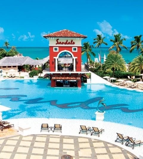 Egzotikus utak, egzotikus pihenés, külföldi esküvő, nászút - Sandals Grande Antigua Resort - Antigua - Karib-szigetek