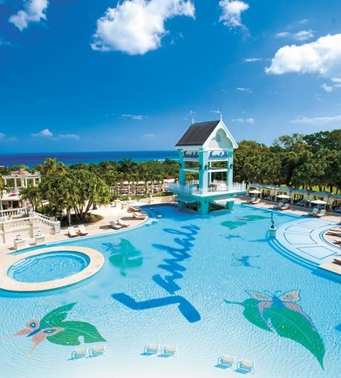 Egzotikus utak, egzotikus pihenés, külföldi esküvő, nászút - Sandals Ochi Beach Resort - Jamaika - Karib-szigetek