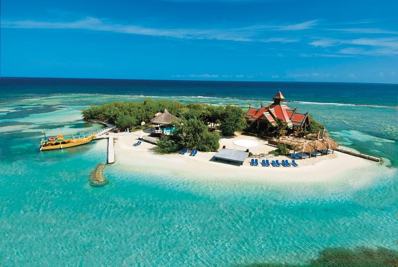 Egzotikus utak, egzotikus pihenés, külföldi esküvő, nászút - Sanndals Royal Caribbean & Private Island - Jamaika - Karib-szigetek