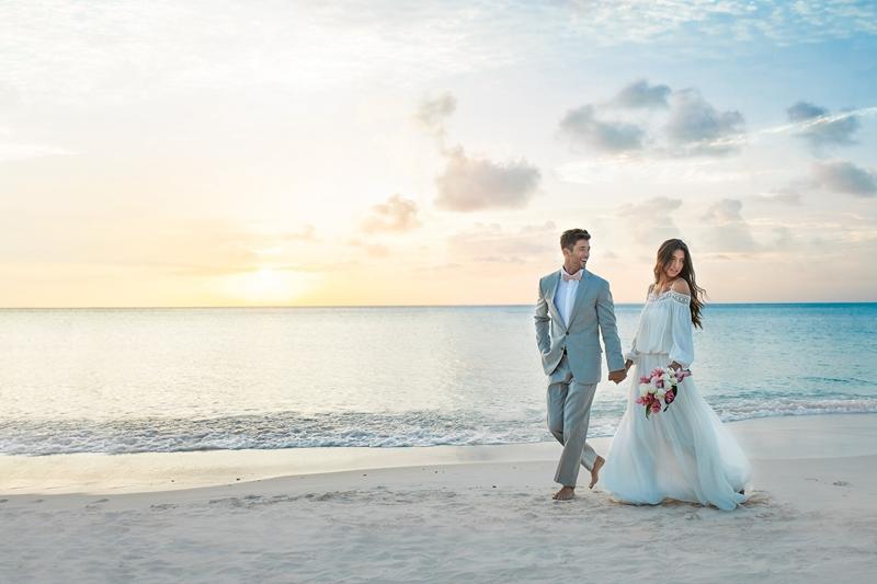 Egzotikus esküvő | Karib-tenger | Sandals szállodák