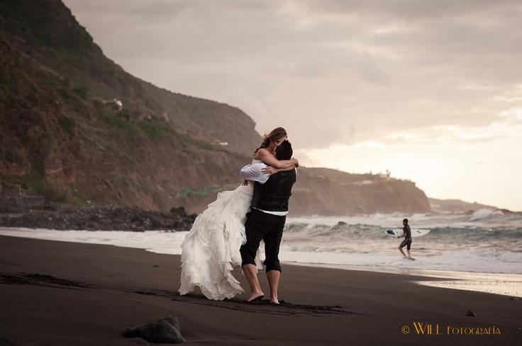 Külföldi esküvő | Nászút | Kanári-szigetek