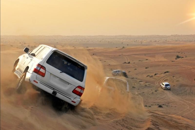 Egzotikus utak, nyaralás, körutazás, nászút - Dubai kirándulások