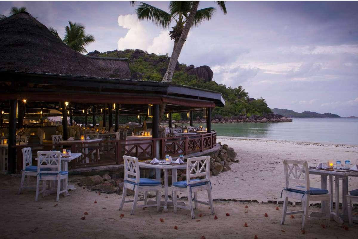 Paradise Sun Hotel - Seychelles-szigekek - Praslin
