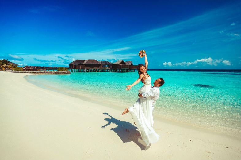 Egzotikus utak, külföldi esküvő, nászút - Maldív-szigetek: Lily Beach Resort & Spa