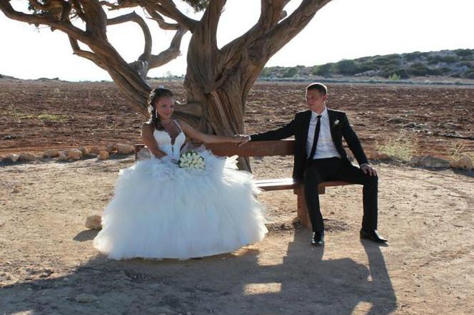 Külföldi esküvő, esküvői fotózás, romantikus utak - Ciprus