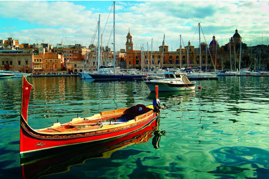Málta kikötő2