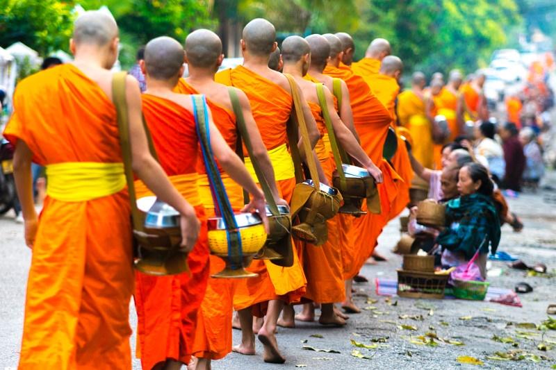 Tradíció és kultúra | Szerzetesek Laoszban
