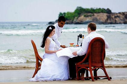 Esküvő külföldön: Sri Lanka tengerparti esküvő és nászút | Royal Palms Hotel