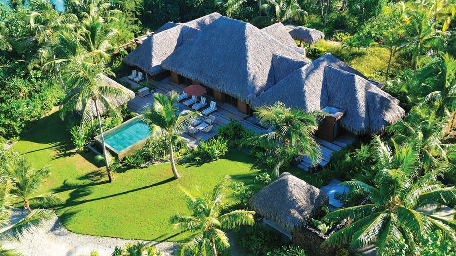 Egzotikus utak | Francia Polinézia | Four Seasons Bora Bora Resort