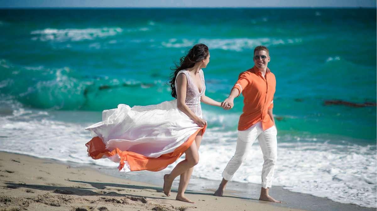 Külföldi esküvő | Nászút | Miami
