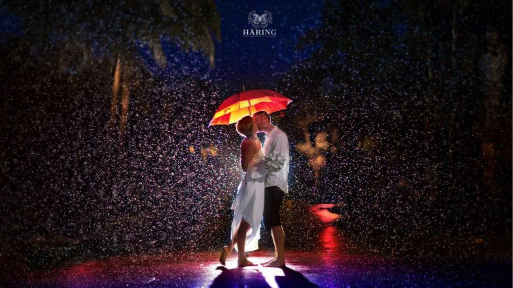 Romantikus fotózás