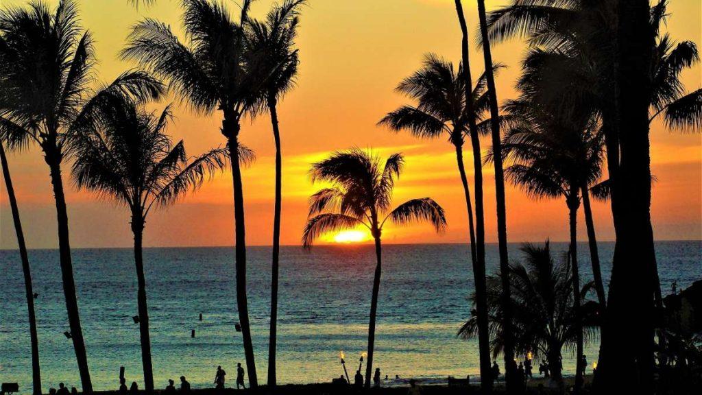 Egzotikus nyaralás   Tengerparti esküvő   Nászút   Amerikai Egyesült Államok   Hawaii
