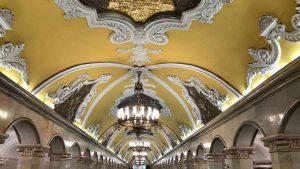 Körutazás | Városlátogatás | Moszkvai látnivalók