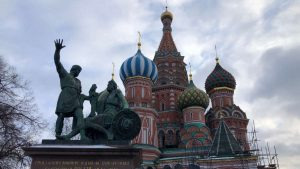 Városnézés Moszkvában | A Vörös tér látnivalói