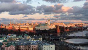 Városlátogatás | Moszkva | A Kreml
