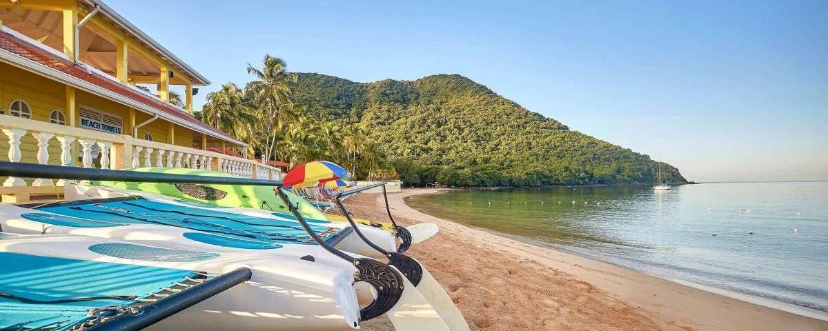 Karib-tengeri utazás | Starfish St. Lucia Resort