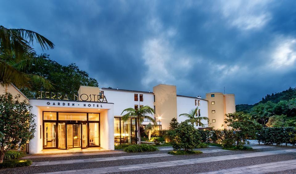 Terra Nostra Garden Hotel Azori-szigetek