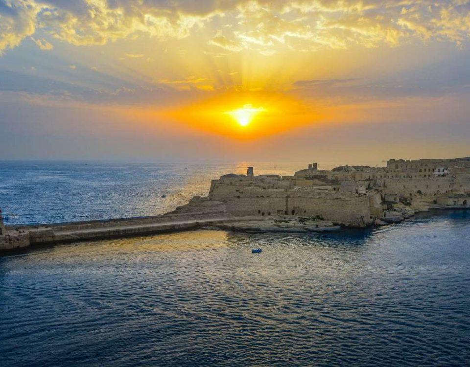 Tengerparti esküvő | Málta
